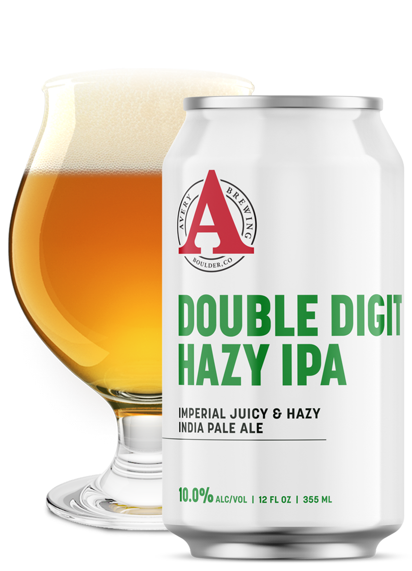 Double Digit Hazy IPA