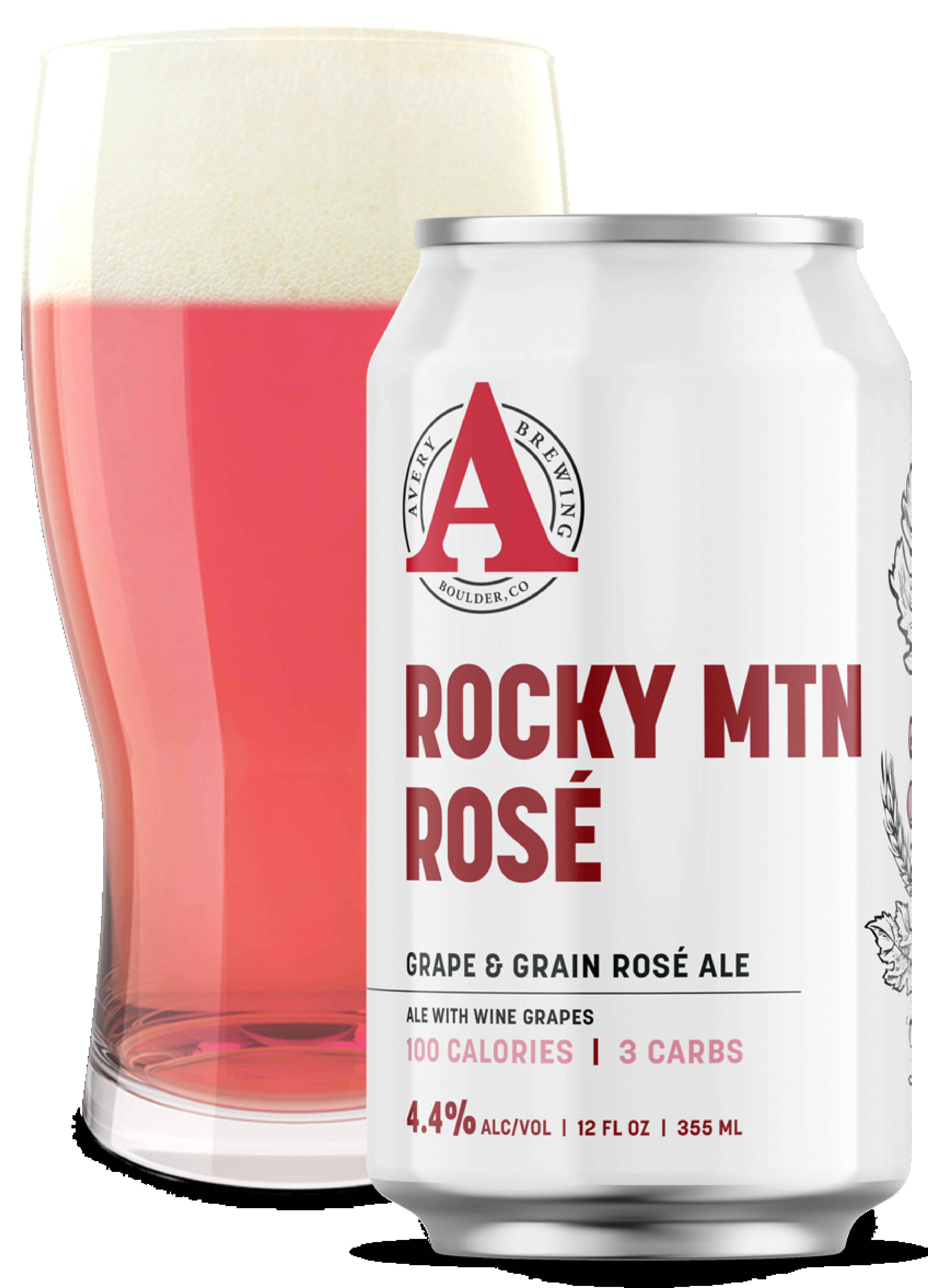 Rocky Mountain Rosé