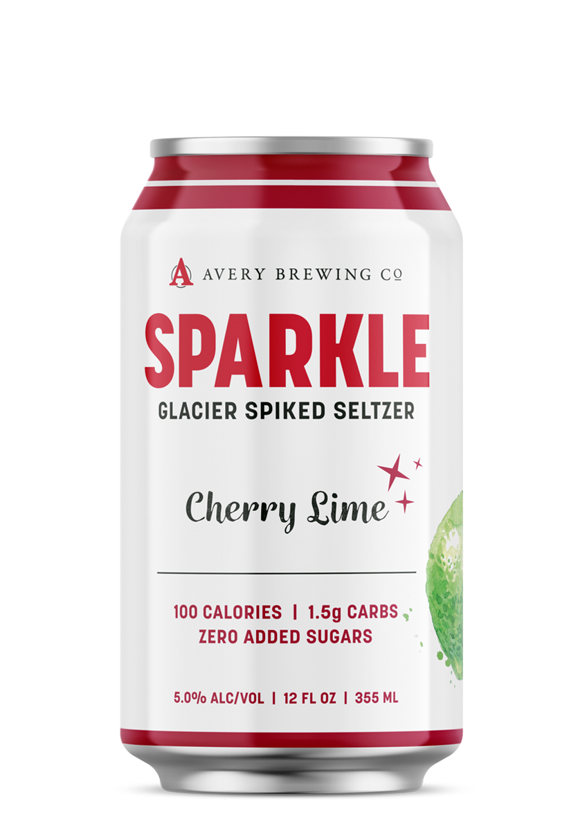 Cherry Lime Sparkle