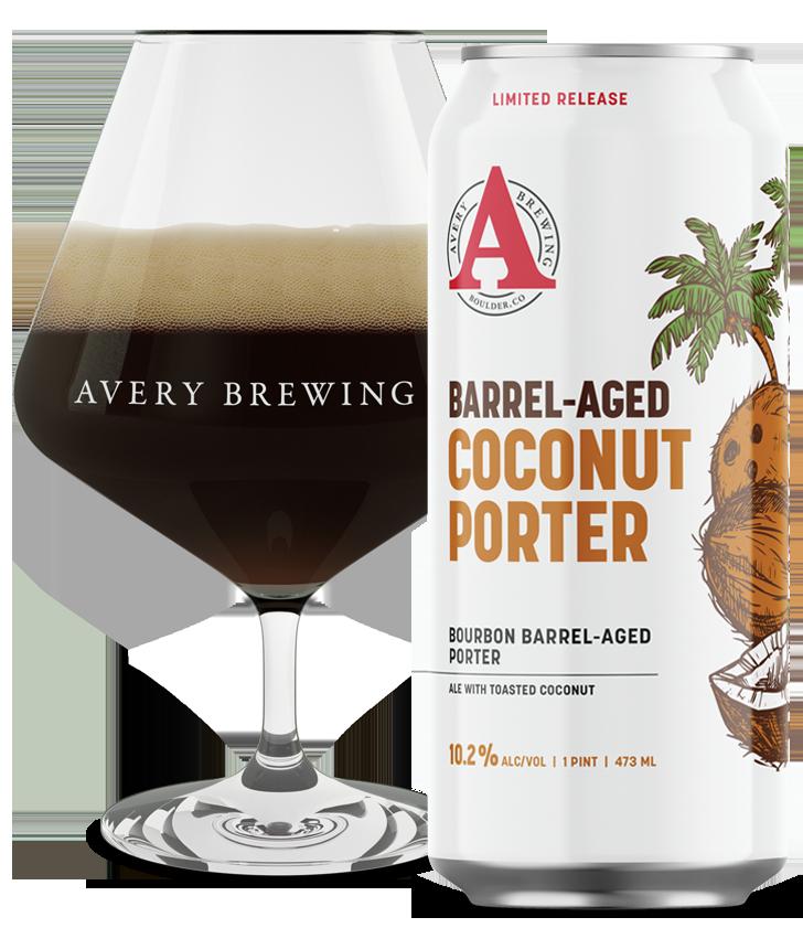 Coconut Porter